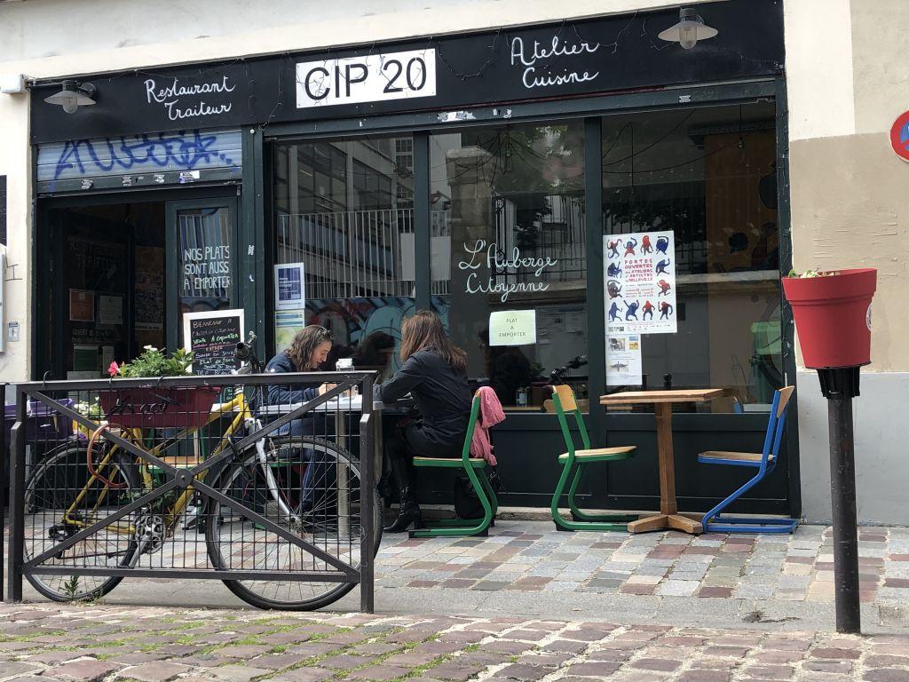 Restaurant CIP 20