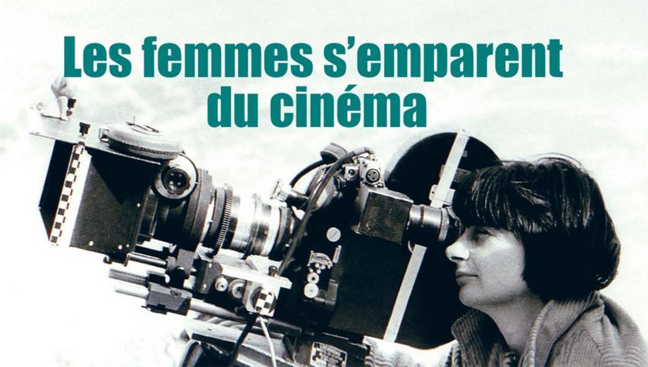 """Exposition réalisatrices """"Les femmes s'emparent du cinéma"""""""