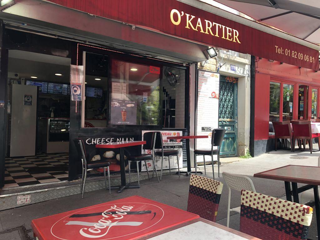 Restaurant O'kartier