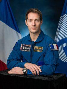 Portrait officiel Thomas Pesquet