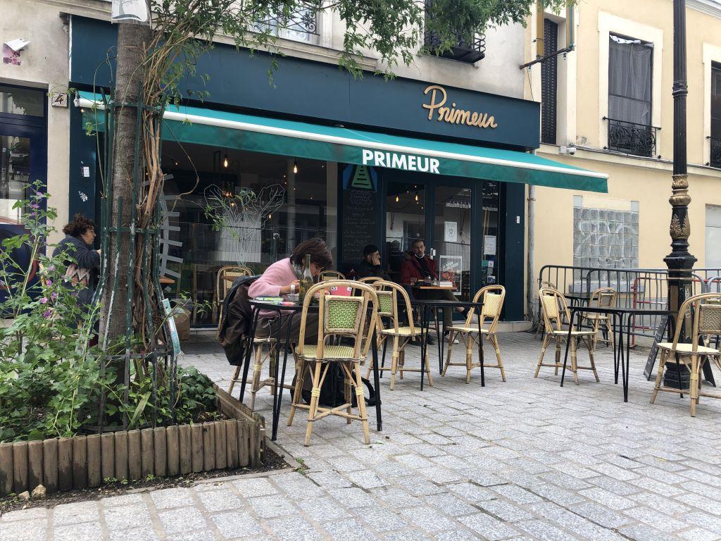 Restaurant Primeur