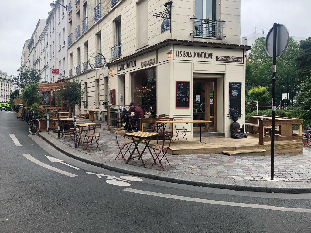 Restaurant Les Bols d'Antoine